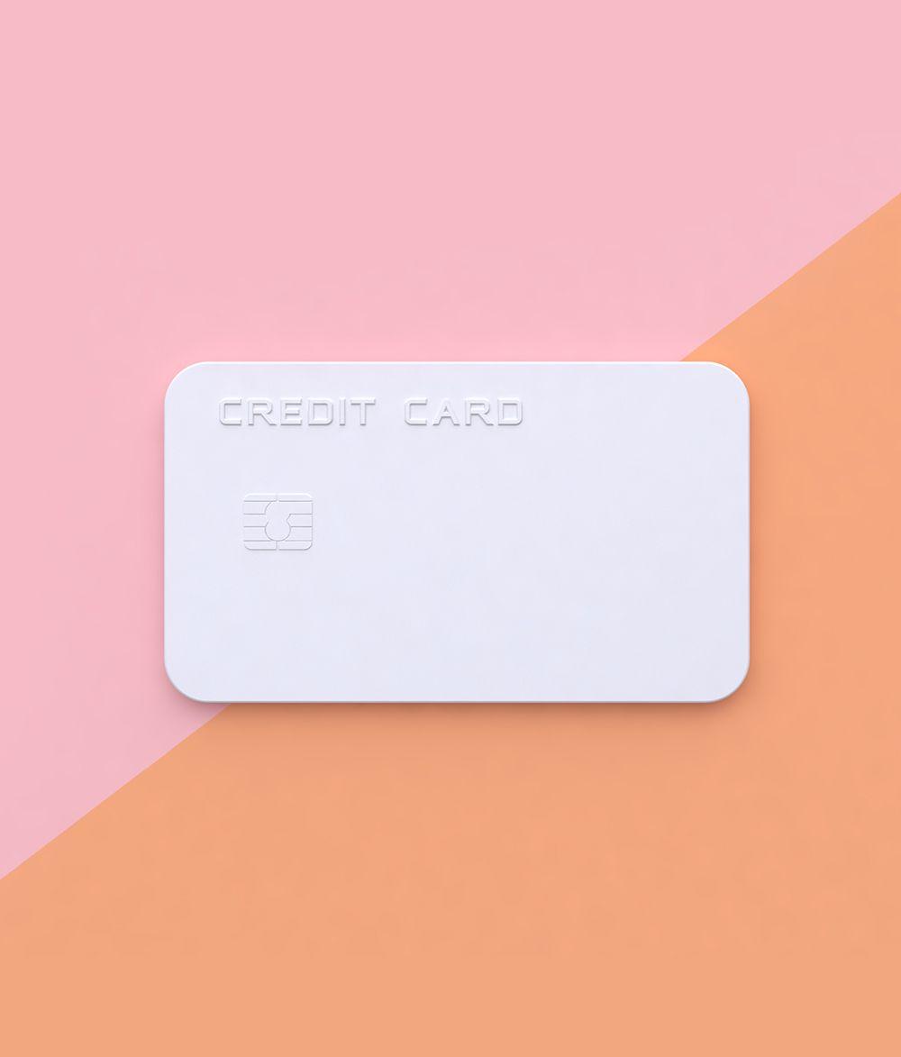 Plastic Credit Card - Aks İletişim